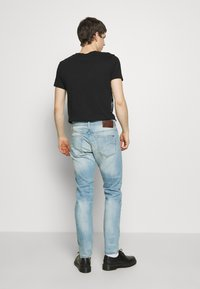 G-Star - 3301 SLIM - Slim fit jeans - light-blue denim - 2