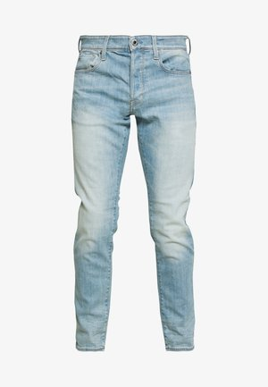3301 SLIM - Jean slim - light-blue denim