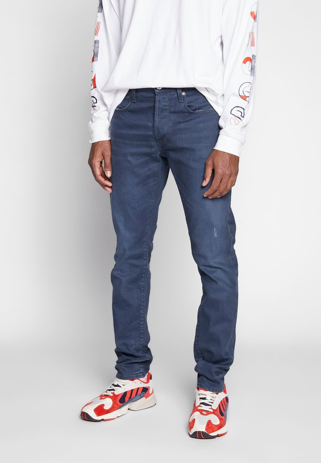 SLIM - Jeans Slim Fit - teal