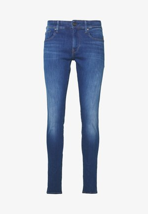 REVEND SKINNY - Jeans Skinny Fit - worker blue faded