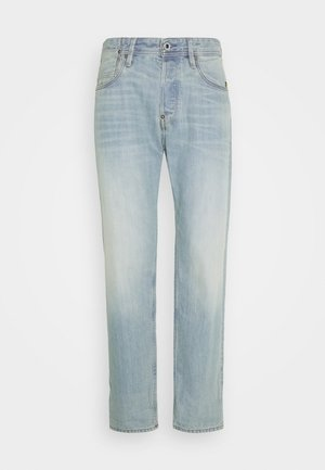 3911 ALUM RELAXED TAPERED - Džíny Relaxed Fit - sun faded cyan