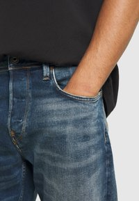 G-Star - 3911 ALUM RELAXED TAPERED - Džíny Relaxed Fit - blue denim - 4