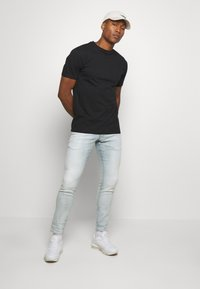 G-Star - 4101 LANCET SKINNY - Jeansy Skinny Fit - elto novo superstretch - sun faded quartz - 1