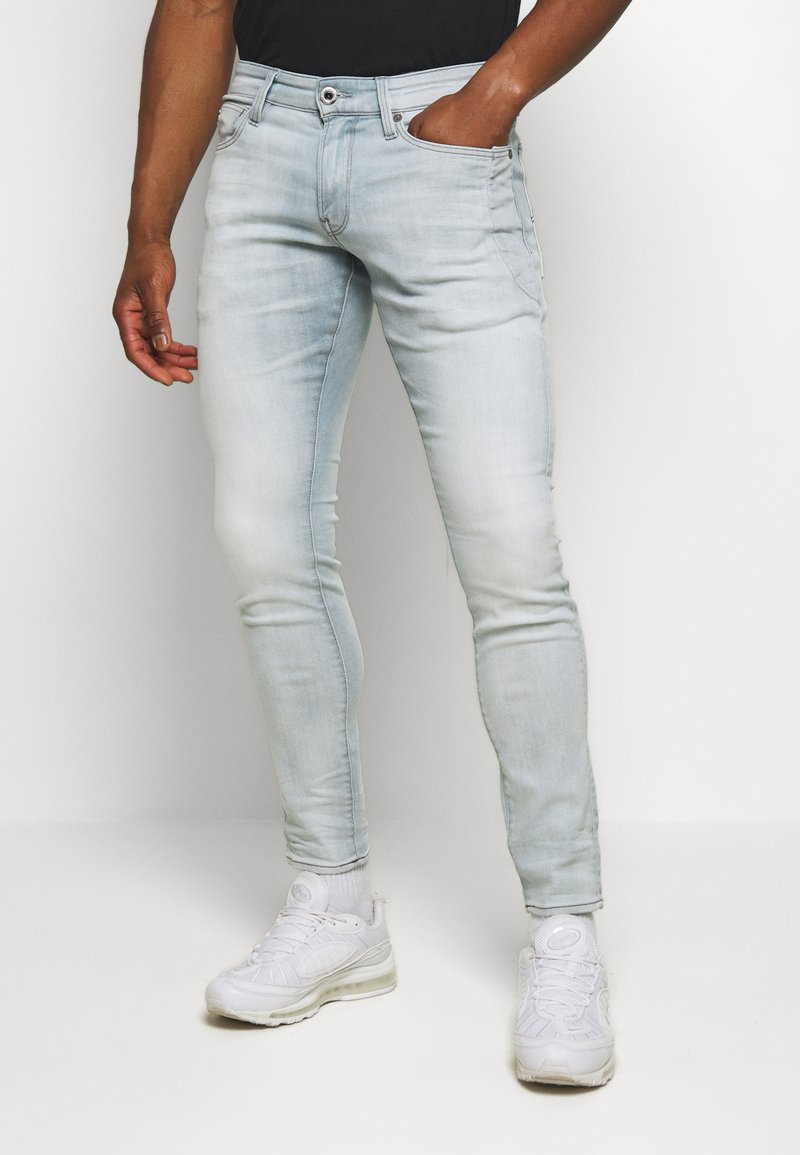 G-Star - 4101 LANCET SKINNY - Jeansy Skinny Fit - elto novo superstretch - sun faded quartz