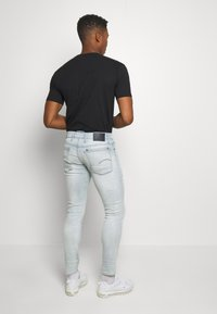 G-Star - 4101 LANCET SKINNY - Jeansy Skinny Fit - elto novo superstretch - sun faded quartz - 2