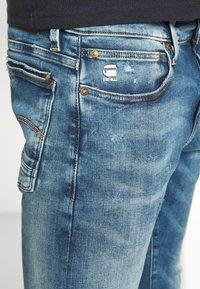 G-Star - 4101 LANCET SKINNY - Slim fit jeans - azurite - 4