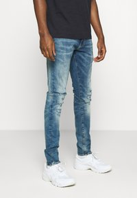 G-Star - 4101 LANCET SKINNY - Slim fit jeans - azurite - 0