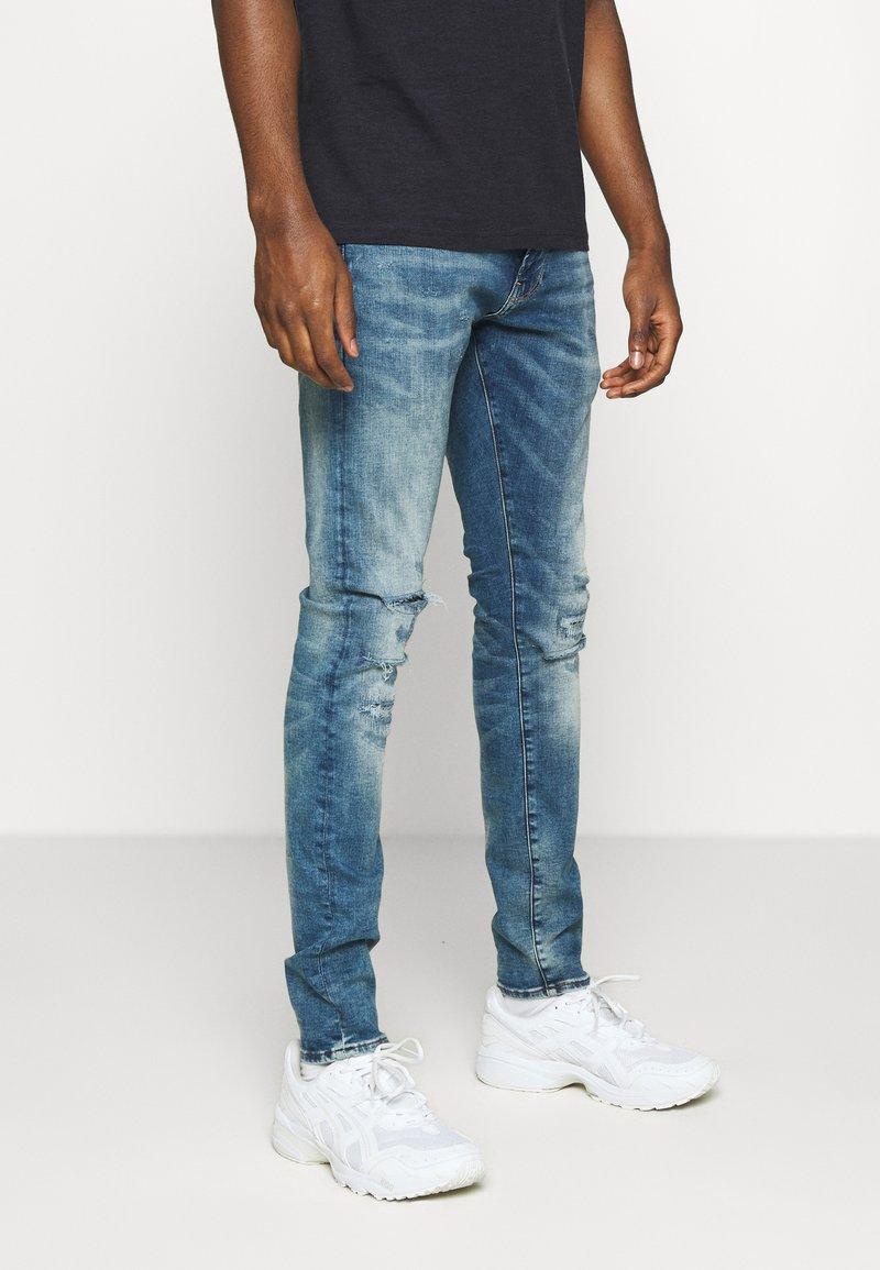 G-Star - 4101 LANCET SKINNY - Slim fit jeans - azurite