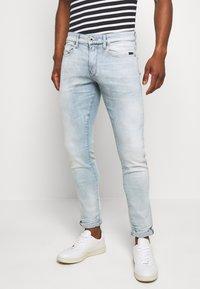 G-Star - REVEND SKINNY - Slim fit jeans - light blue denim - 0