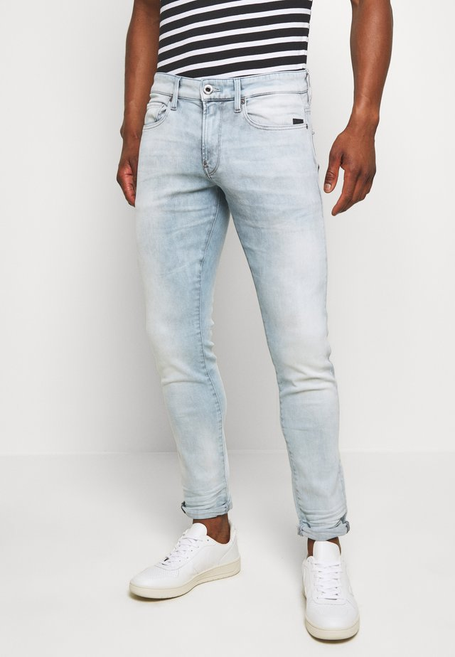 REVEND SKINNY - Slim fit jeans - light blue denim