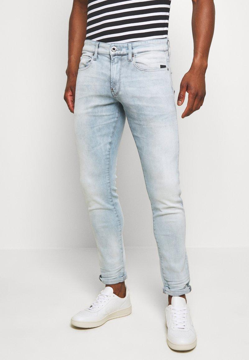 G-Star - REVEND SKINNY - Slim fit jeans - light blue denim