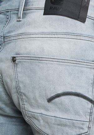 REVEND SKINNY - Slim fit jeans - light blue denim