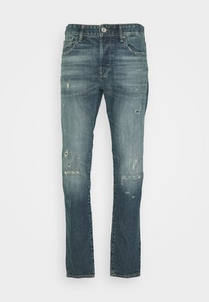 3301 SLIM C - Slim fit jeans - blue denim