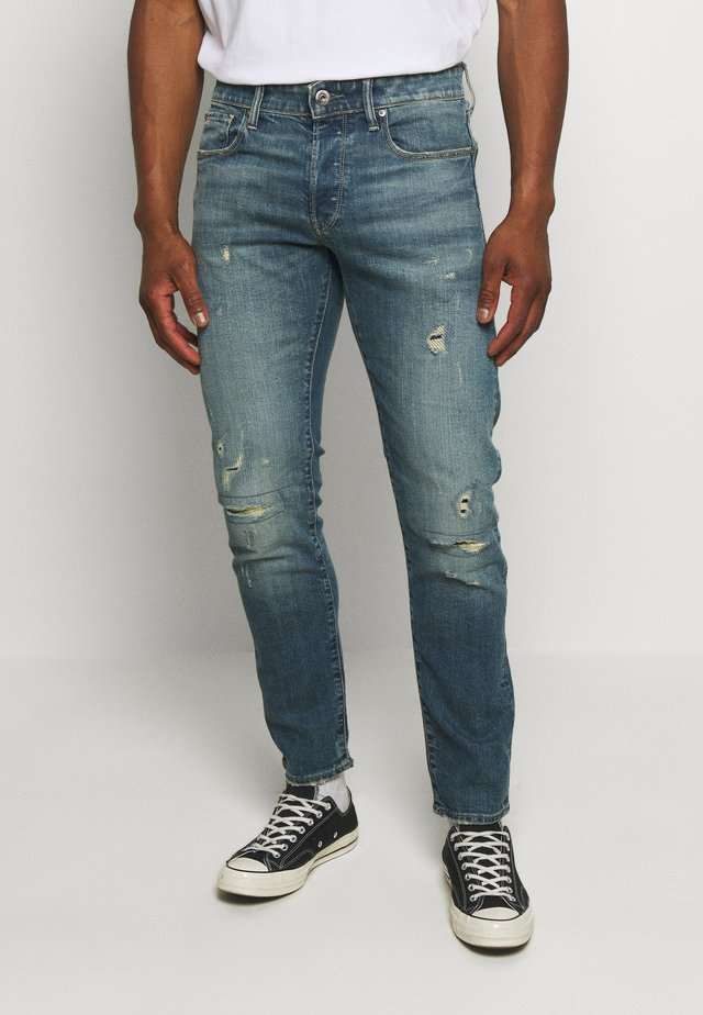 3301 SLIM C - Jeans slim fit - blue denim
