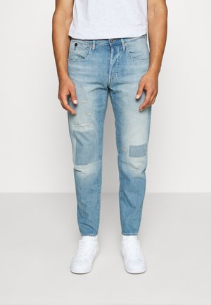 LOIC RELAXED TAPERED - Džíny Relaxed Fit - kara denim - vintage marine blue restored