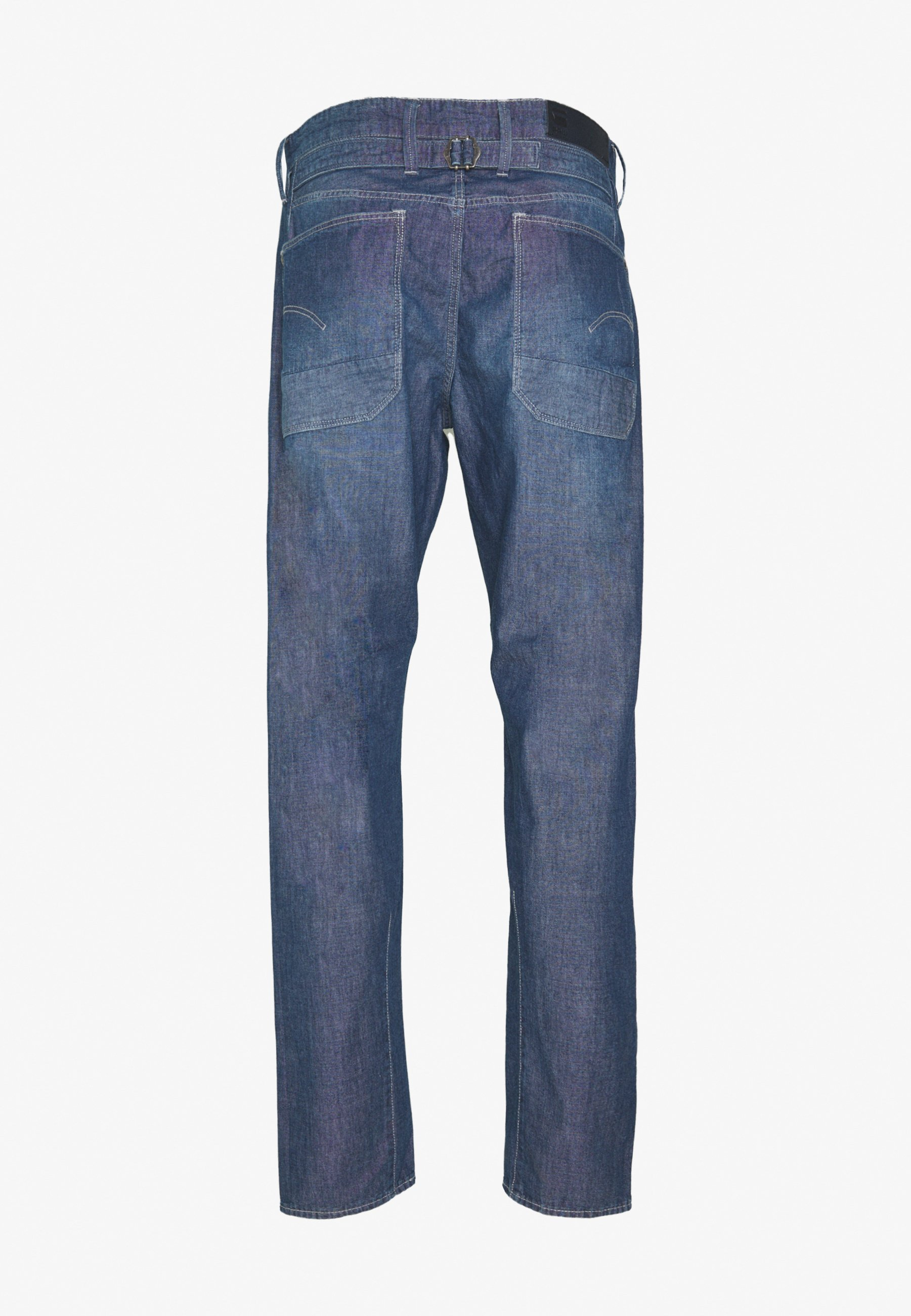 G-Star LOIC RELAXED TAPERED - Jeans baggy - faded navy