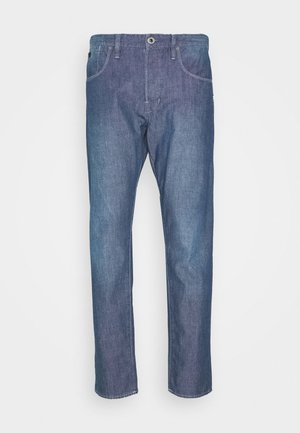LOIC RELAXED TAPERED - Jeans Relaxed Fit - faded navy