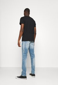 G-Star - 3301 STRAIGHT TAPERED - Džíny Straight Fit - ight-blue denim - 2