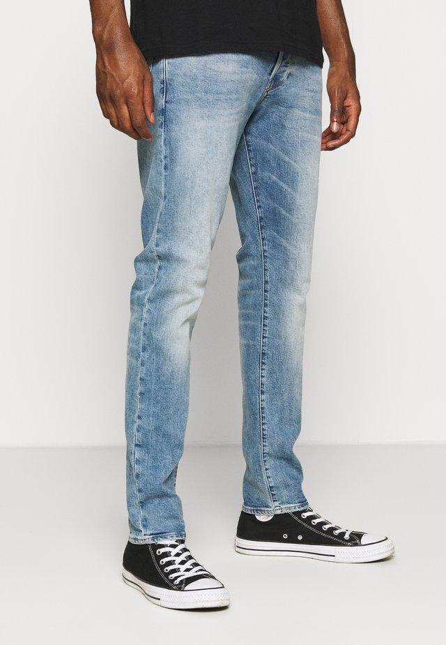 3301 STRAIGHT TAPERED - Jeansy Straight Leg - ight-blue denim