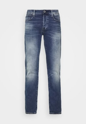 3301 STRAIGHT TAPERED - Jeans Tapered Fit - vintage azure