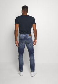 G-Star - 3301 STRAIGHT TAPERED - Straight leg jeans - vintage azure - 2