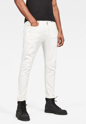 D-STAQ 3D - Slim fit jeans - white
