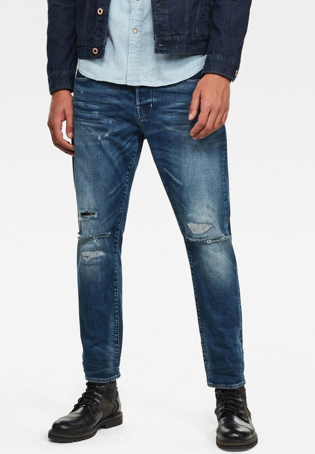 LOIC N RELAXED TAPERED - Jeans slim fit - blue