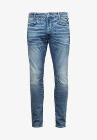 G-Star - D-STAQ 3D SLIM - Jean slim - vintage striking blue - 4