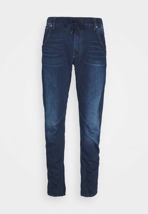 SPORT TAPERED - Jeans fuselé - aged