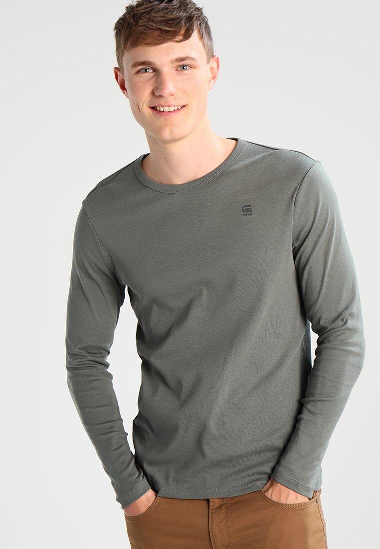 G-Star - BASE R T L/S 1-PACK  - Langærmede T-shirts - orphus
