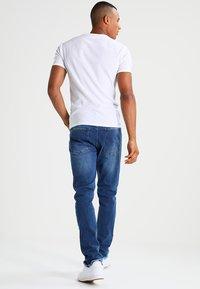 G-Star - BASE 2 PACK  - T-shirt basic - white - 2