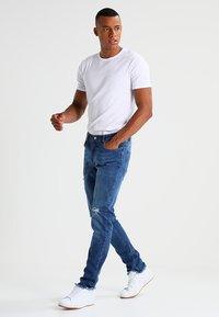 G-Star - BASE 2 PACK  - T-shirt basic - white - 0