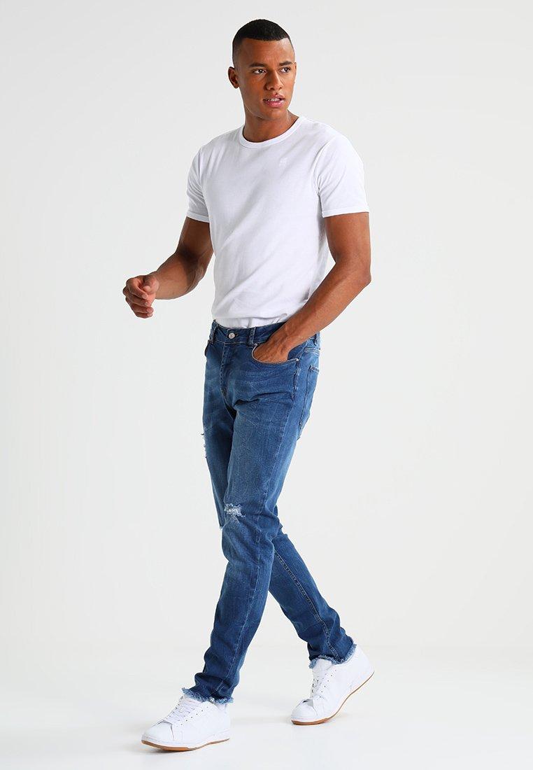 G-Star - BASE 2 PACK  - T-shirt basique - white
