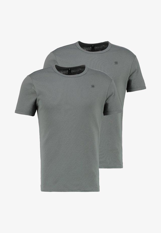 BASE 2 PACK  - T-shirt basique - orphus
