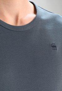 G-Star - BASE 2 PACK  - T-shirt basique - dark slate - 4