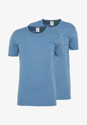 BASE 2 PACK  - T-Shirt basic - delft