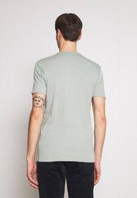 G-Star - BASE 2 PACK  - T-shirt basique - pistache sea - 2
