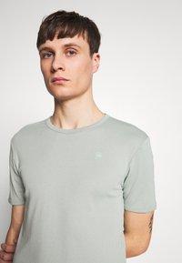 G-Star - BASE 2 PACK  - T-shirt basique - pistache sea - 4