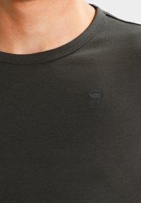 G-Star - BASE 2 PACK  - Basic T-shirt - asfalt - 3