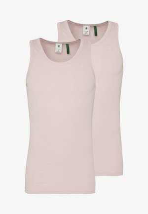 BASE TANKTOP 2 PACK - Toppe - light pink