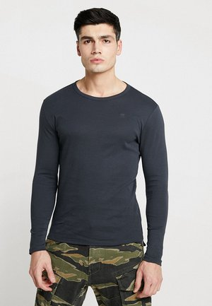 BASE R T L/S 1-PACK - Camiseta de manga larga - pedal grey