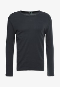 G-Star - BASE R T L/S 1-PACK - Long sleeved top - pedal grey - 3