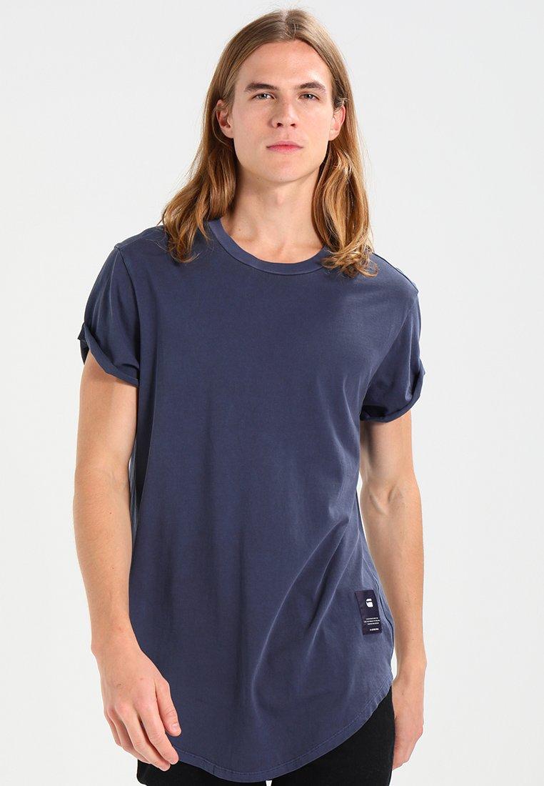G-Star - SWANDO RELAXED R T S/S - T-Shirt basic - dark saru blue