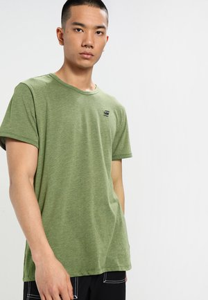 BASE-S R T S/S - T-shirt basic - sage heather