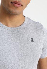 G-Star - DAPLIN - T-shirt imprimé - grey heather - 4