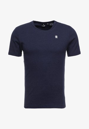 DAPLIN - Print T-shirt - sartho blue heather