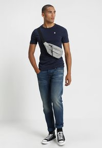 G-Star - DAPLIN - T-Shirt print - sartho blue heather - 1