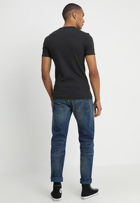 G-Star - DAPLIN - T-shirt imprimé - black heather - 2