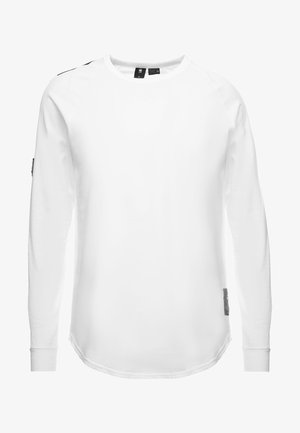 SWANDO ART RELAXED  - Long sleeved top - white