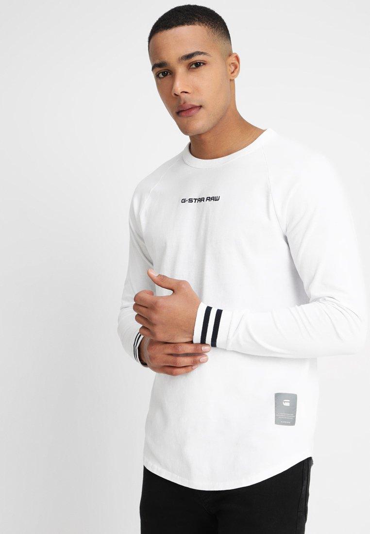G-Star - SWANDO-S RAGLAN R T L\S - Langarmshirt - white